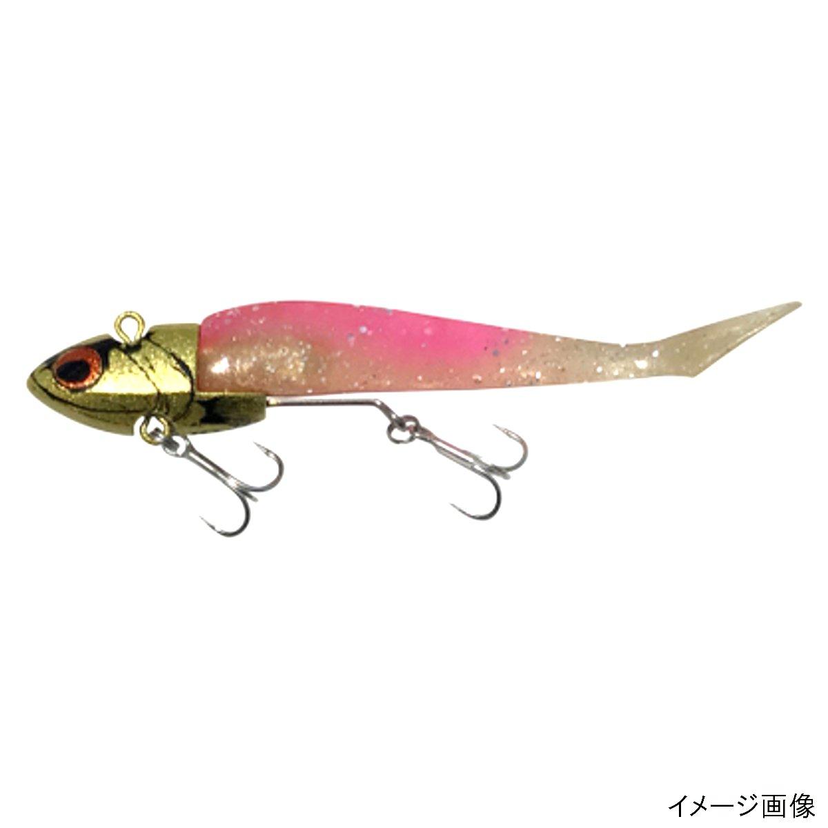 コアマン バイブレーションジグヘッド VJ-16 #054(ゴールドヘッド/ヒラメピンク)(東日本店)