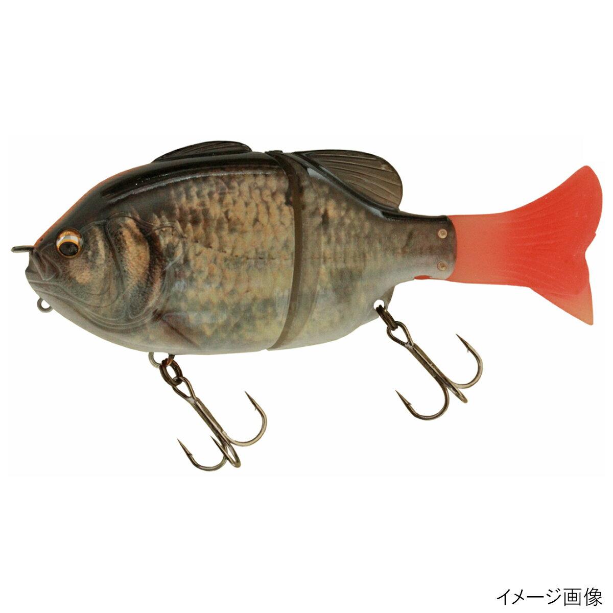 イマカツ ギルロイドJr. 3Dリアリズム #660(寒鮒ファイアーテール金)(東日本店)
