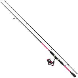 スマイルシップ エギング セット 8.6フィート エギセット付 釣り竿