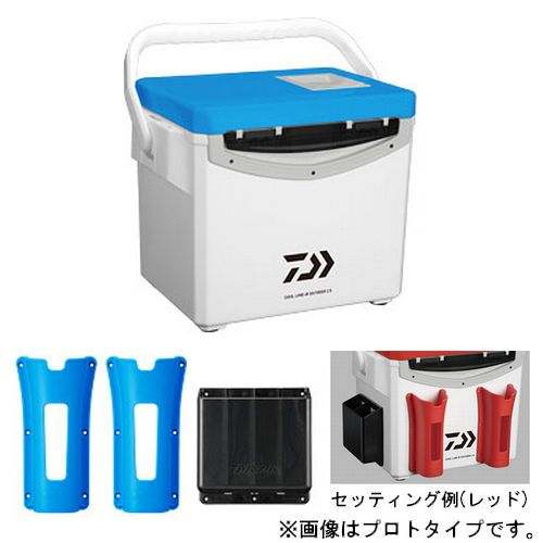 ダイワ クールラインα GU 1000X LS ブルー クーラーボックス(東日本店)【6co01】【同梱不可】