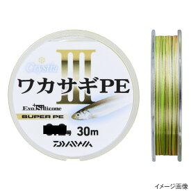 ダイワ クリスティア ワカサギ PE III 30m 0.4号 ライムグリーン/ピンク(東日本店)