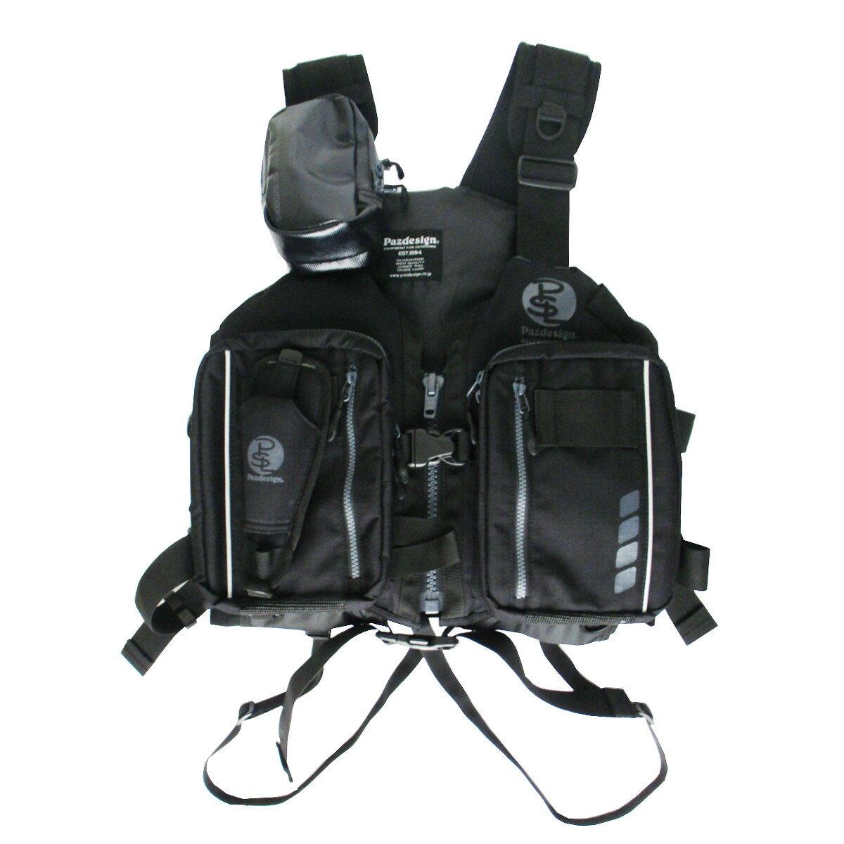 Pazdesign アルティメット V-3 SLV-025 フリー ブラック(東日本店)