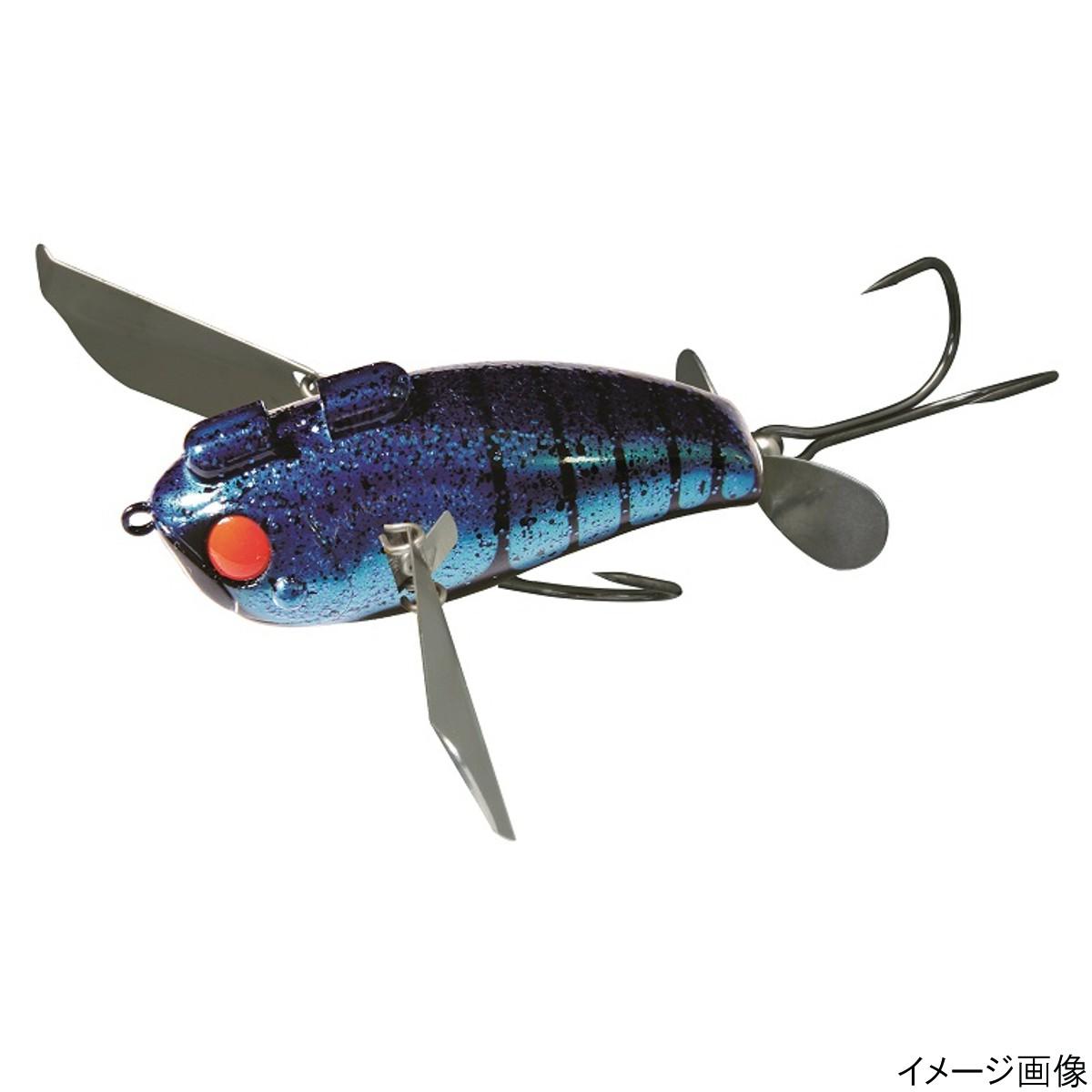 ジャッカル ポンパドールJr. 鯰カスタム ストロング青ザリ(東日本店)