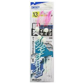 オーナー 胴突イシモチ・セイゴ N-384 針13号-ハリス3号(東日本店)
