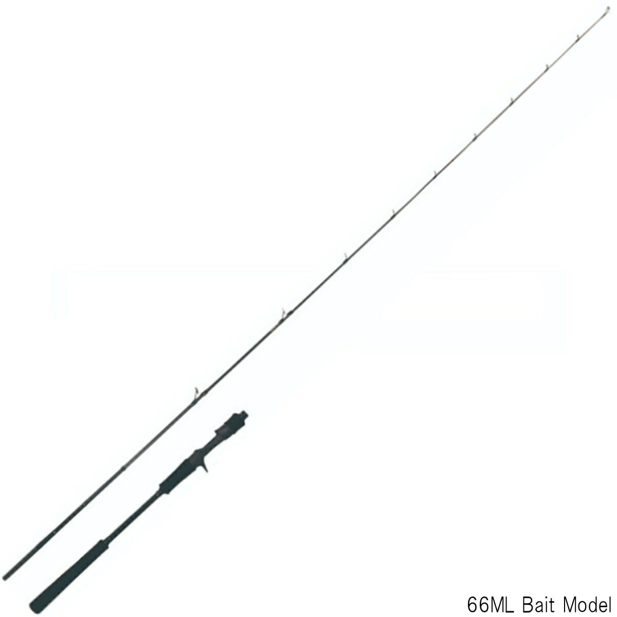 ヤマガブランクス SeaWalk Light Jigging 66ML Bait Model【大型商品】
