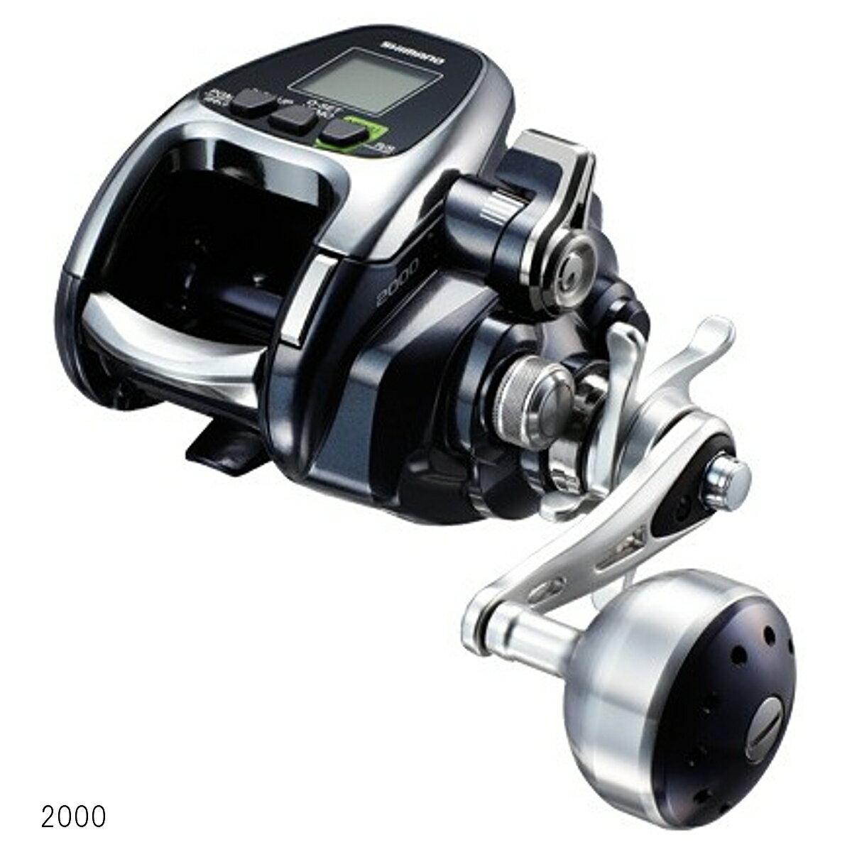 シマノ フォースマスター 2000
