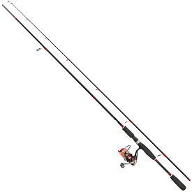 【マラソン&買いまわり10倍W開催!】H.B コンセプト エギング セット 8.6フィート 釣り竿 H.B concept