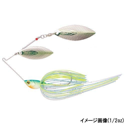 オー・エス・ピー ハイピッチャー マックス 1/2oz DW S61(ゴーストチャートブルーバック)