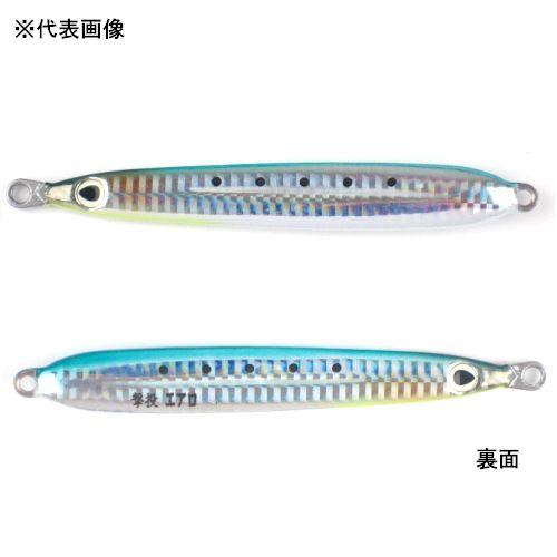 オーナー 撃投ジグ エアロ 60g 02(ネイビー)