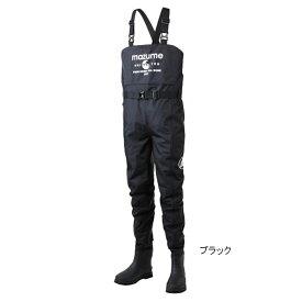 【11/25 最大P42倍!】マズメ ゲームウェイダー Ver.2 MZBF-406 M ブラック