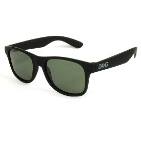 【15日は楽天カード決済でほぼ全品P14倍!】DANG SHADES LOCO vidg00271 Black Soft×Dark Green Gray Polarized
