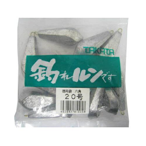 タカタ 六角 20号 徳用袋