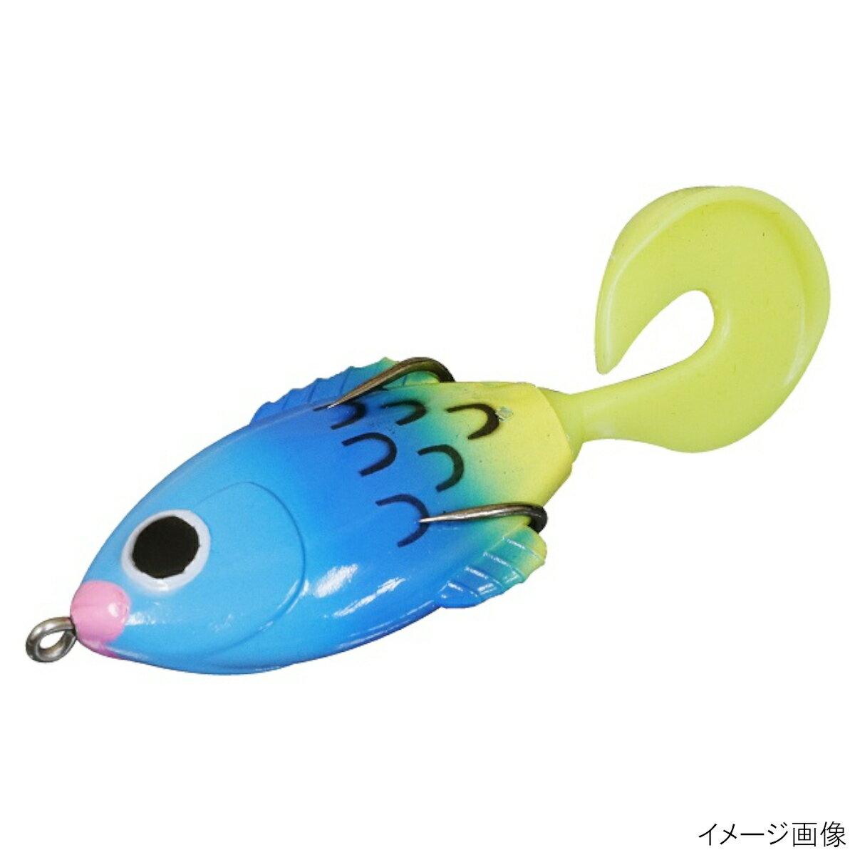 【毎日安い】ジャッカル 釣りよかコラボルアー ボトラーグリンチ 釣りよかくん