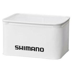 シマノ 仕切りバッカン BK-037Q 34cm ホワイト