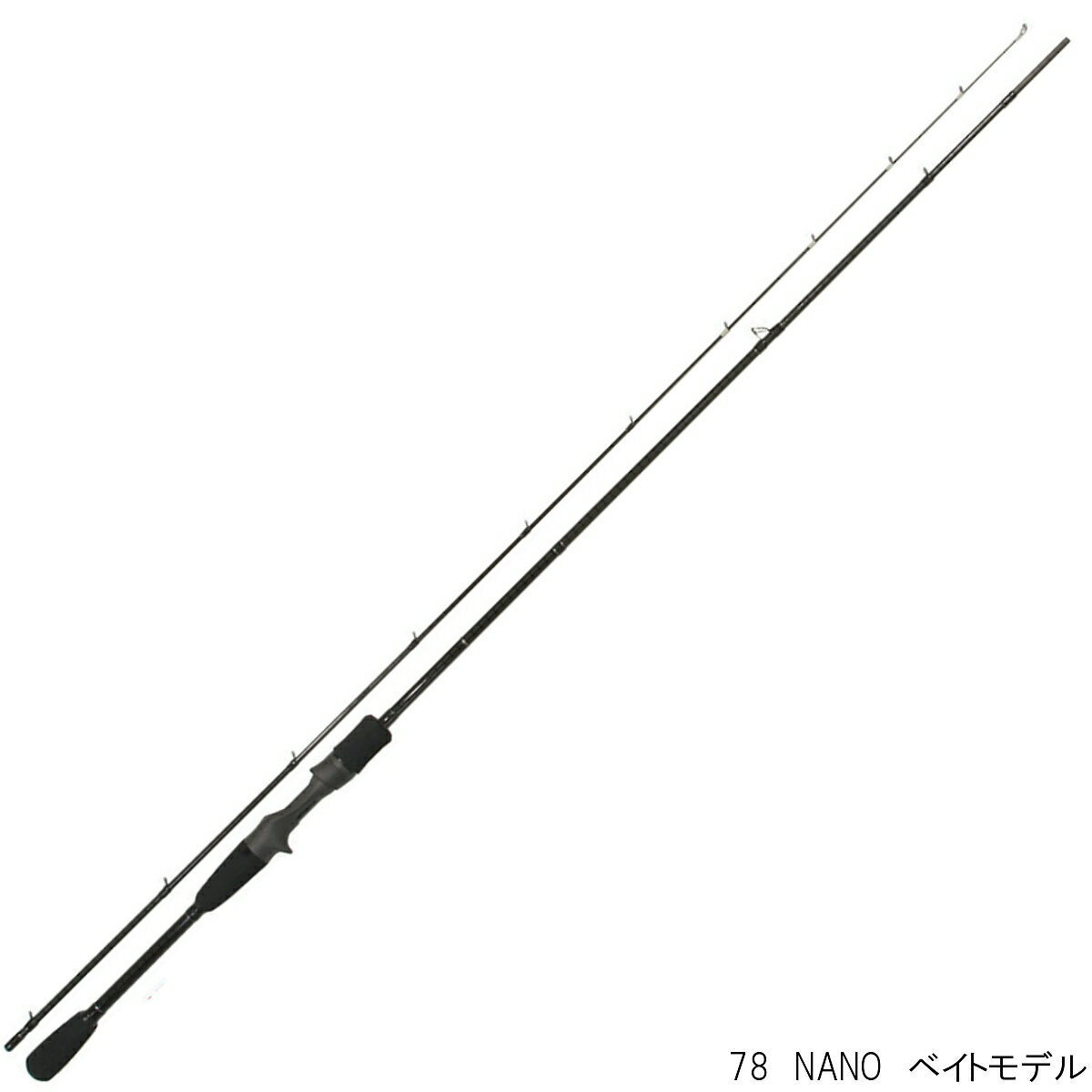 ヤマガブランクス ブルーカレント 78 NANO ベイトモデル