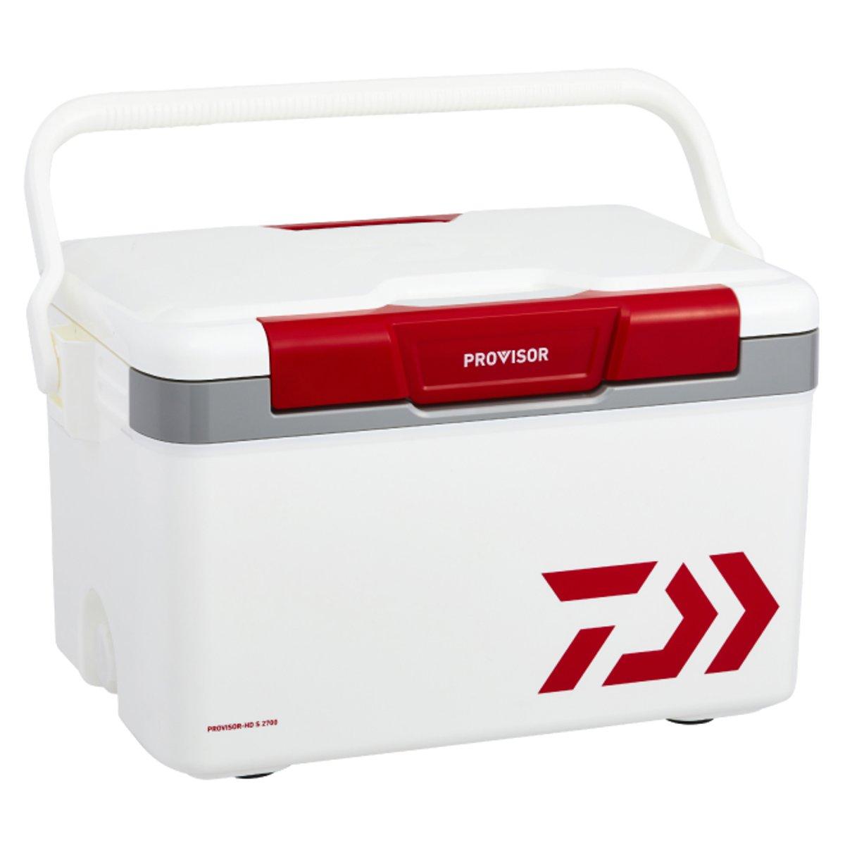 ダイワ プロバイザー HD S 2700 レッド クーラーボックス