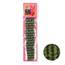 レイン(REIN) 鯛ラバ替スカート 5枚入 BW17(ライトウォーターメロンゼブラ)【ゆうパケット】