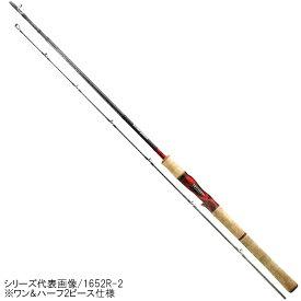 シマノ スコーピオン 1631FF-2 ワン&ハーフ2ピース ベイトキャスティングモデル