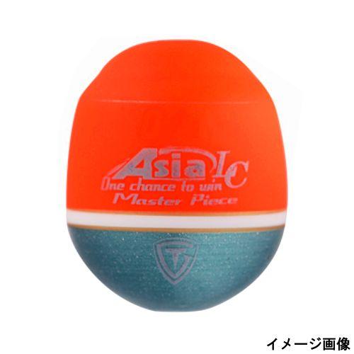 釣研 エイジアLCマスターピース 02 スカーレット【ゆうパケット】