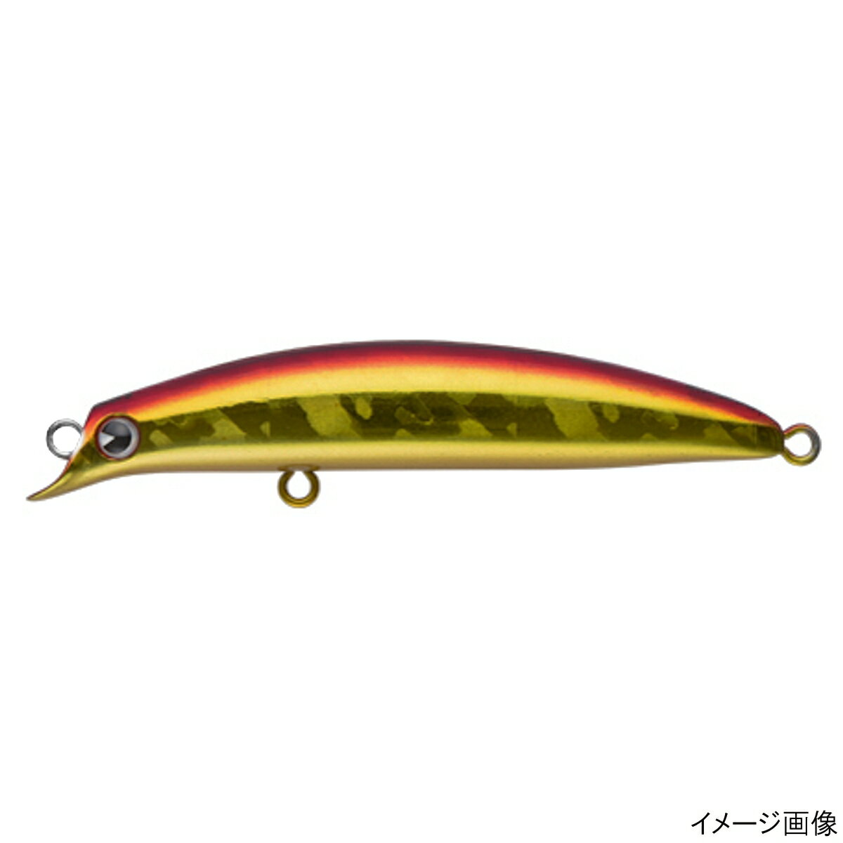 アイマ(ima) サスケ SF-75 #SKF75-105 アカキン【ゆうパケット】
