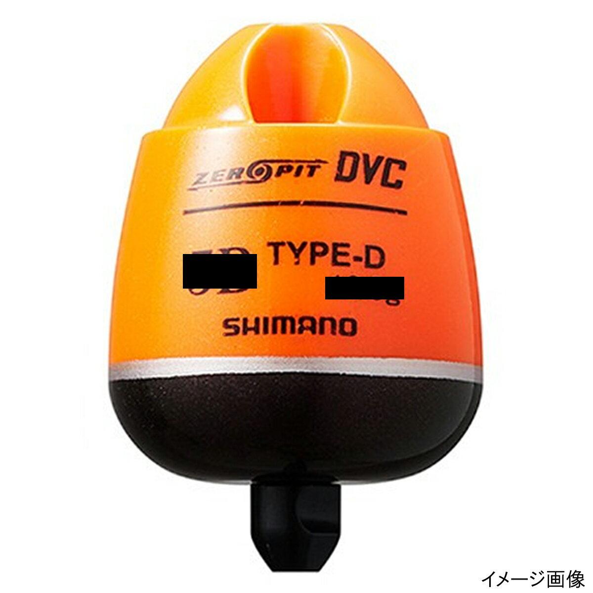 シマノ CORE ZERO-PIT DVC TYPE-D FL-49BR B オレンジ