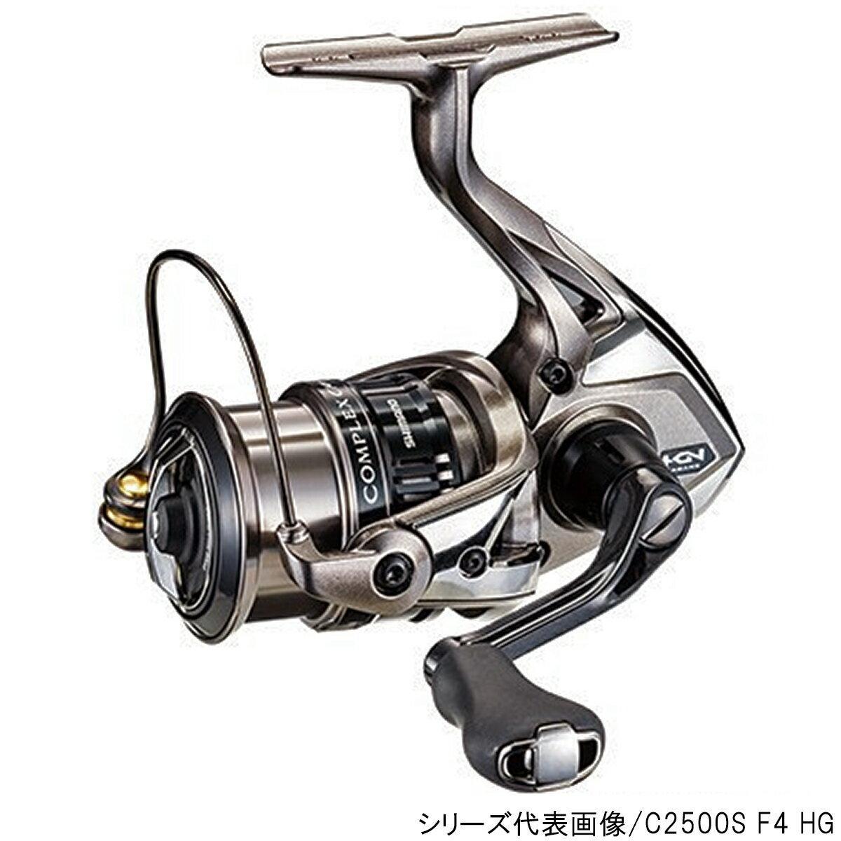 シマノ コンプレックス CI4+ 2500S F6 HG