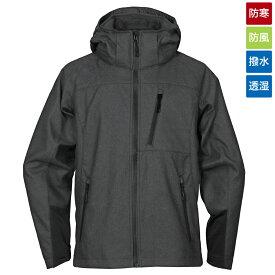 タカミヤ REAL METHOD ソフトシェルジャケット XL 起毛グレー