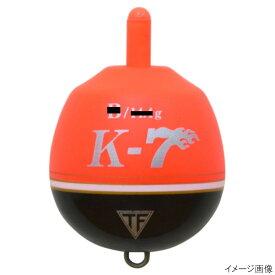 【12月10日エントリーで最大P45倍!】釣研 K-7 0 スカーレット