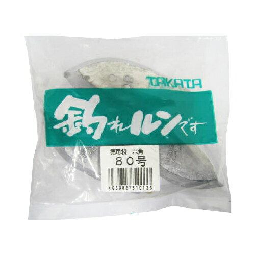 タカタ 六角 80号 徳用袋