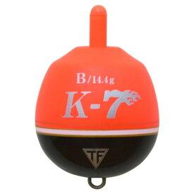 【12月10日エントリーで最大P45倍!】釣研 K-7 B スカーレット
