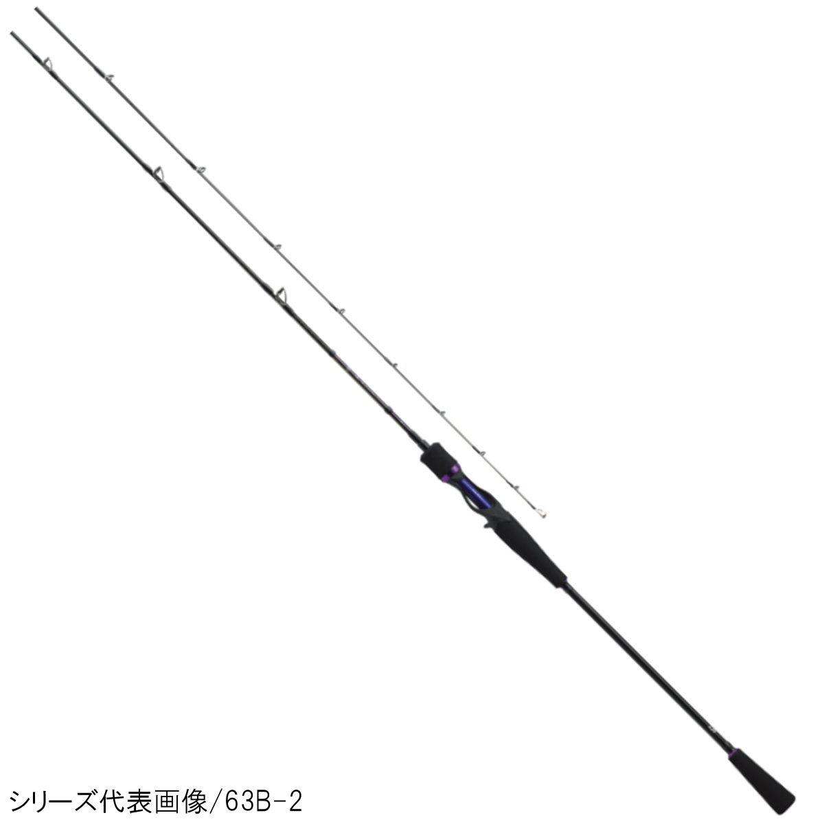 ダイワ 鏡牙 63B-1.5