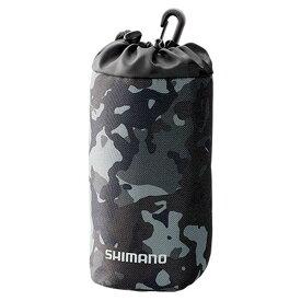 シマノ ペットボトルホルダー BP-065S ブラックウィードカモ