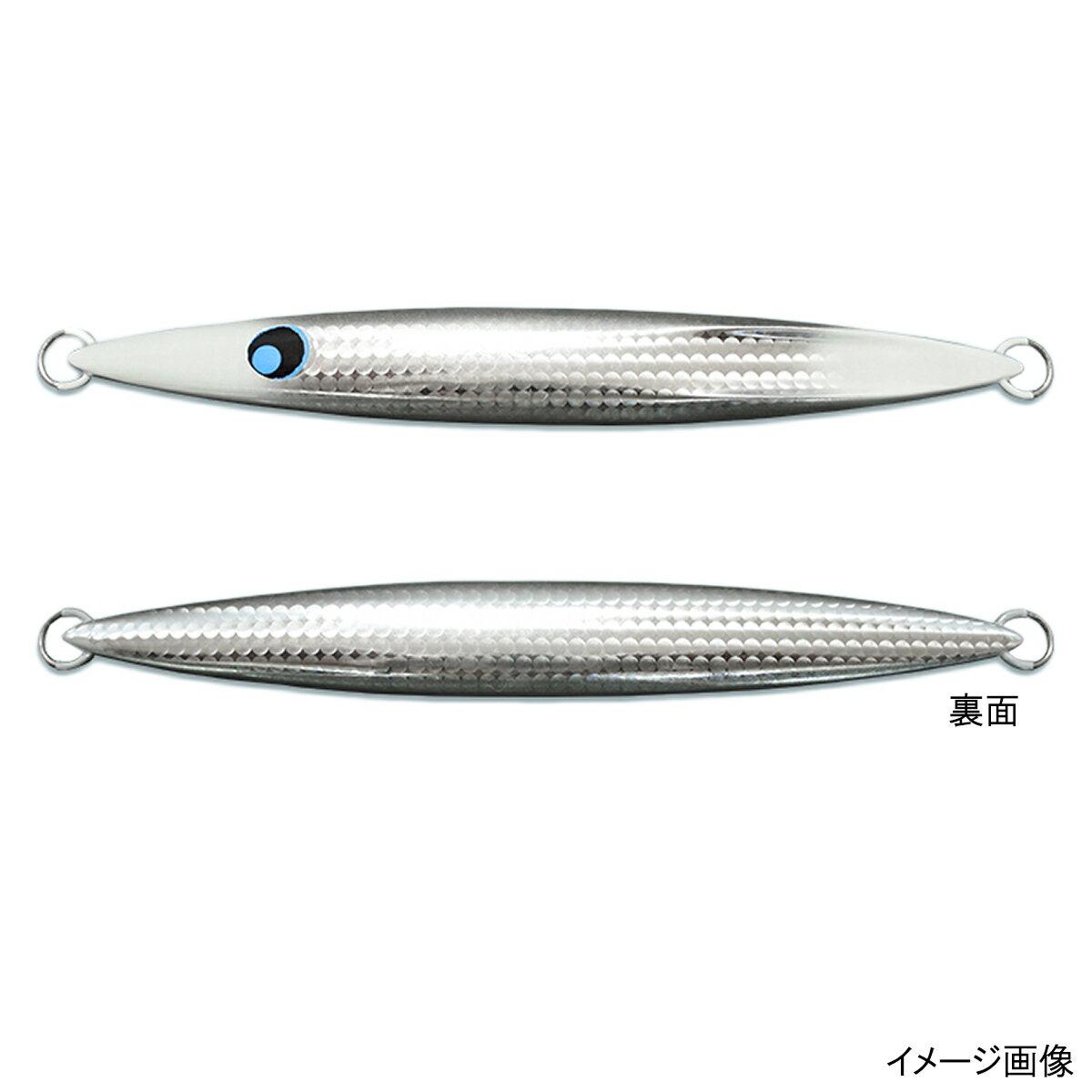 ウロコジグ オリジナル 120g #008(シルバーダブルエンドグロー)【ゆうパケット】