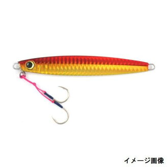 下田渔具(Shimoda-Gyogu)zesutanitoro 60g 17RGD(akakin)