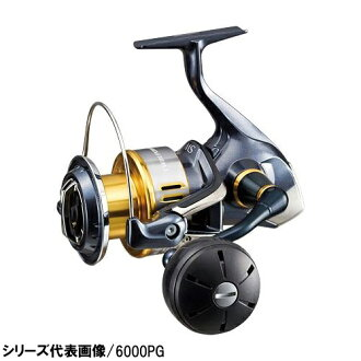 Shimano双床房功率SW 8000PG