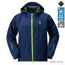 シマノ(SHIMANO) XEFO GORE-TEX BASIC Jacket RA-27JQ L ネイビーライム