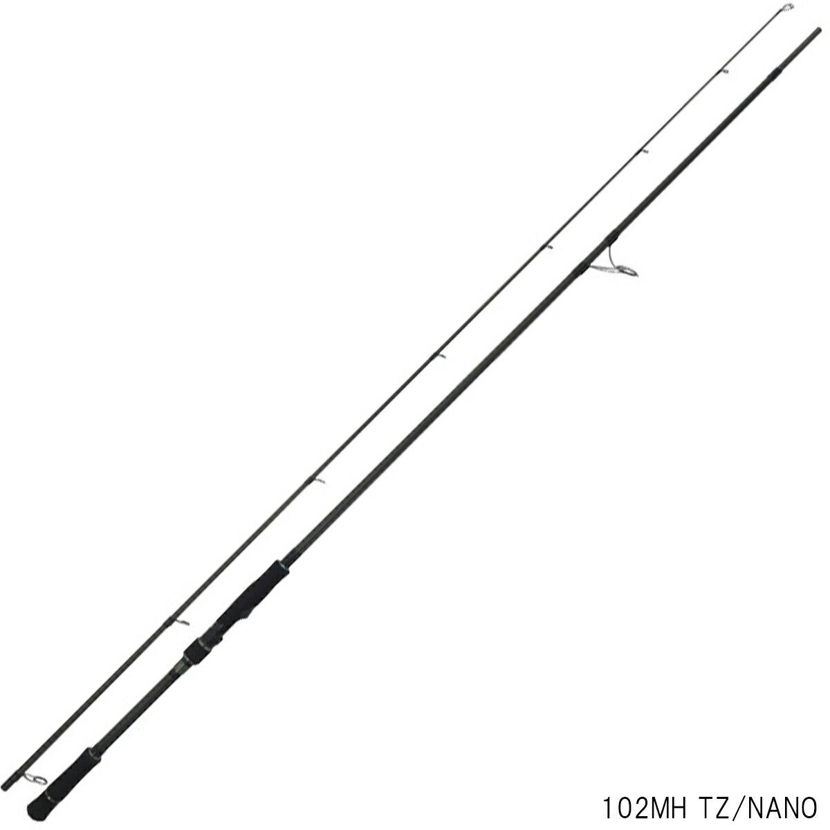 ヤマガブランクス バリスティック 102MH TZ/NANO【大型商品】