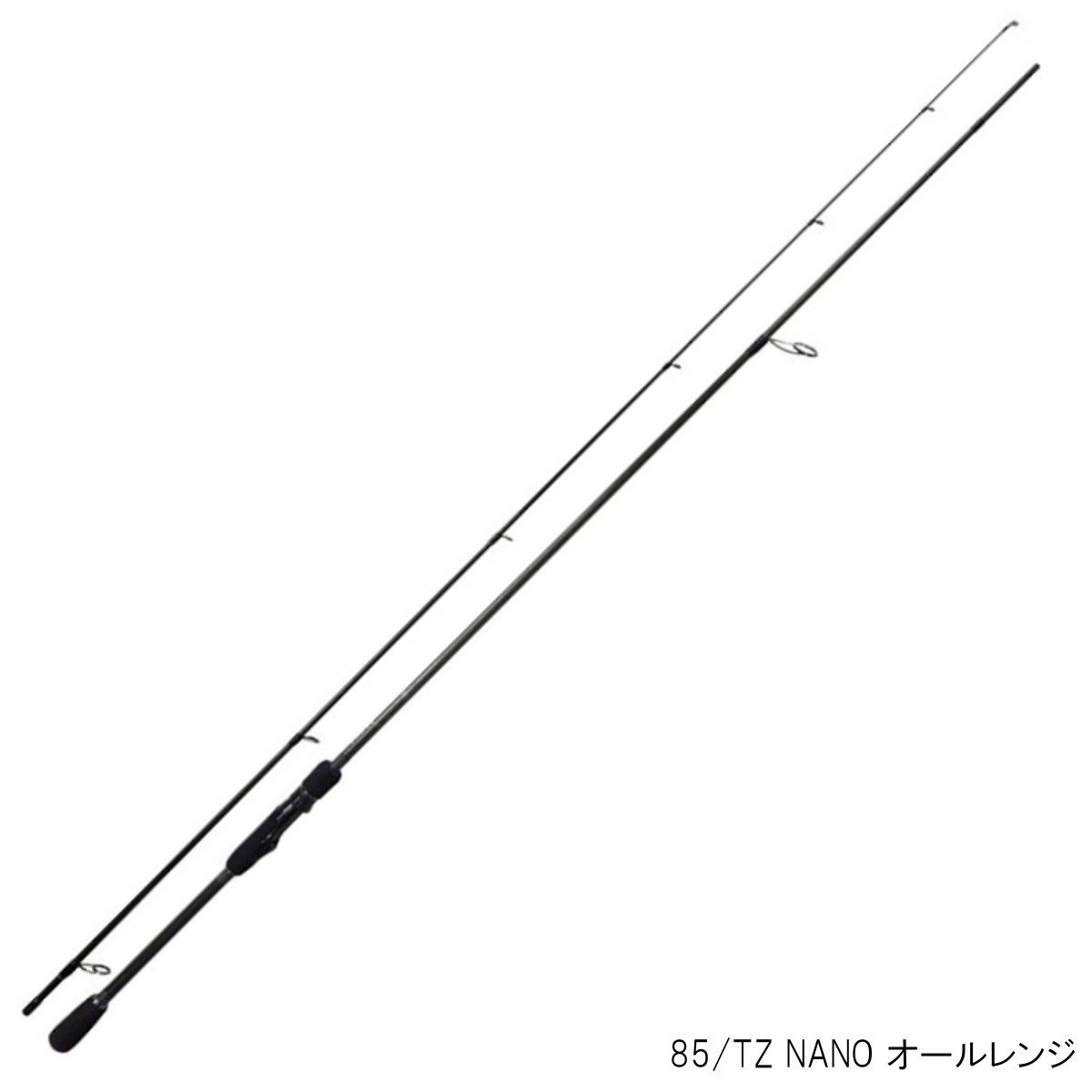 ヤマガブランクス ブルーカレント 85/TZ NANO オールレンジ