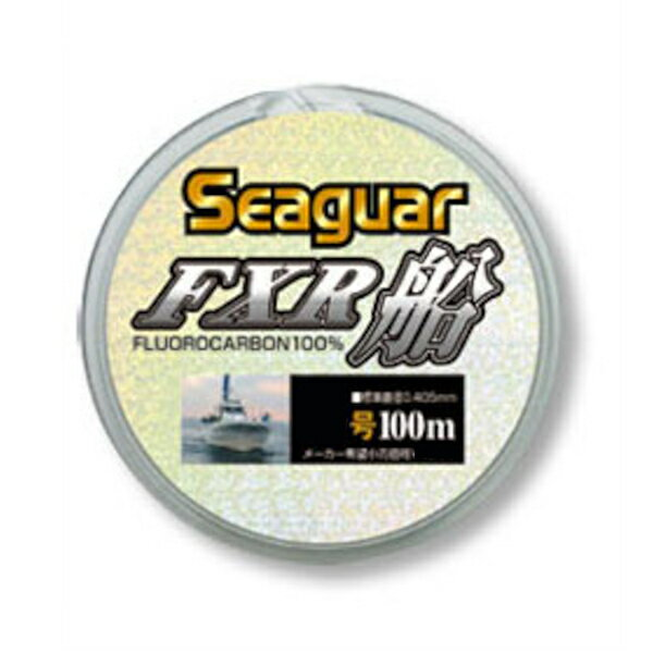 クレハ合繊 シーガーFXR船100m 単品 4.0号
