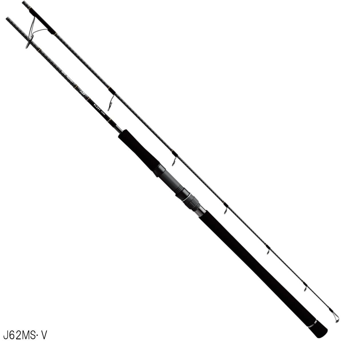 ダイワ ブラスト J62MS・V