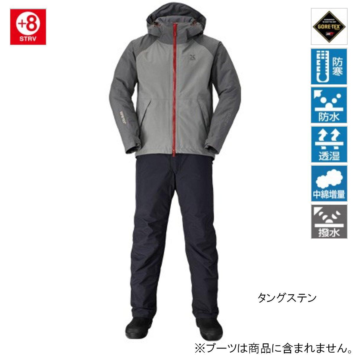 【訳あり 売り尽し 50%OFF】 シマノ XEFO GORE-TEX COZY SUIT RB-214P L タングステン