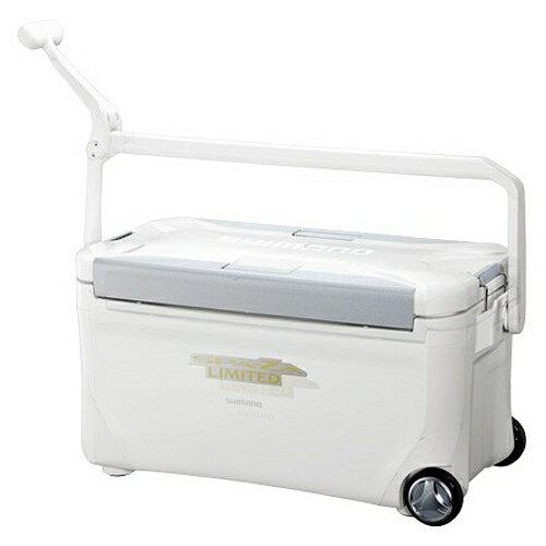 シマノ スペーザ リミテッド 250 キャスター HC−125P ピュアホワイト クーラーボックス【6co01】