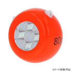 タカミヤ H.B concept ライトステップ タイラバヘッド 120g オレンジ