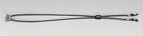 シマノ シマノグラスストラップ BE−0118 ブラック【ゆうパケット】