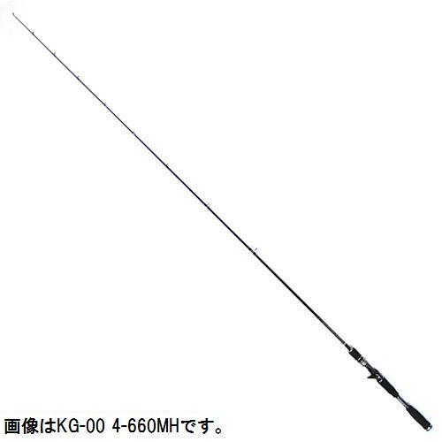 ガンクラフト Killers−00 ディクテイター KG−00 4−660MH ※【大型商品】