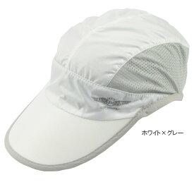 JET CAP LIGHT JC-1 フリー ホワイト×グレー