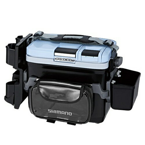 シマノ フィクセル ライトゲームスペシャルII 90 LF−L09P ブラック クーラーボックス【6co01】