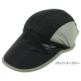 JET CAP LIGHT JC-1 フリー ブラック×ダークグレー
