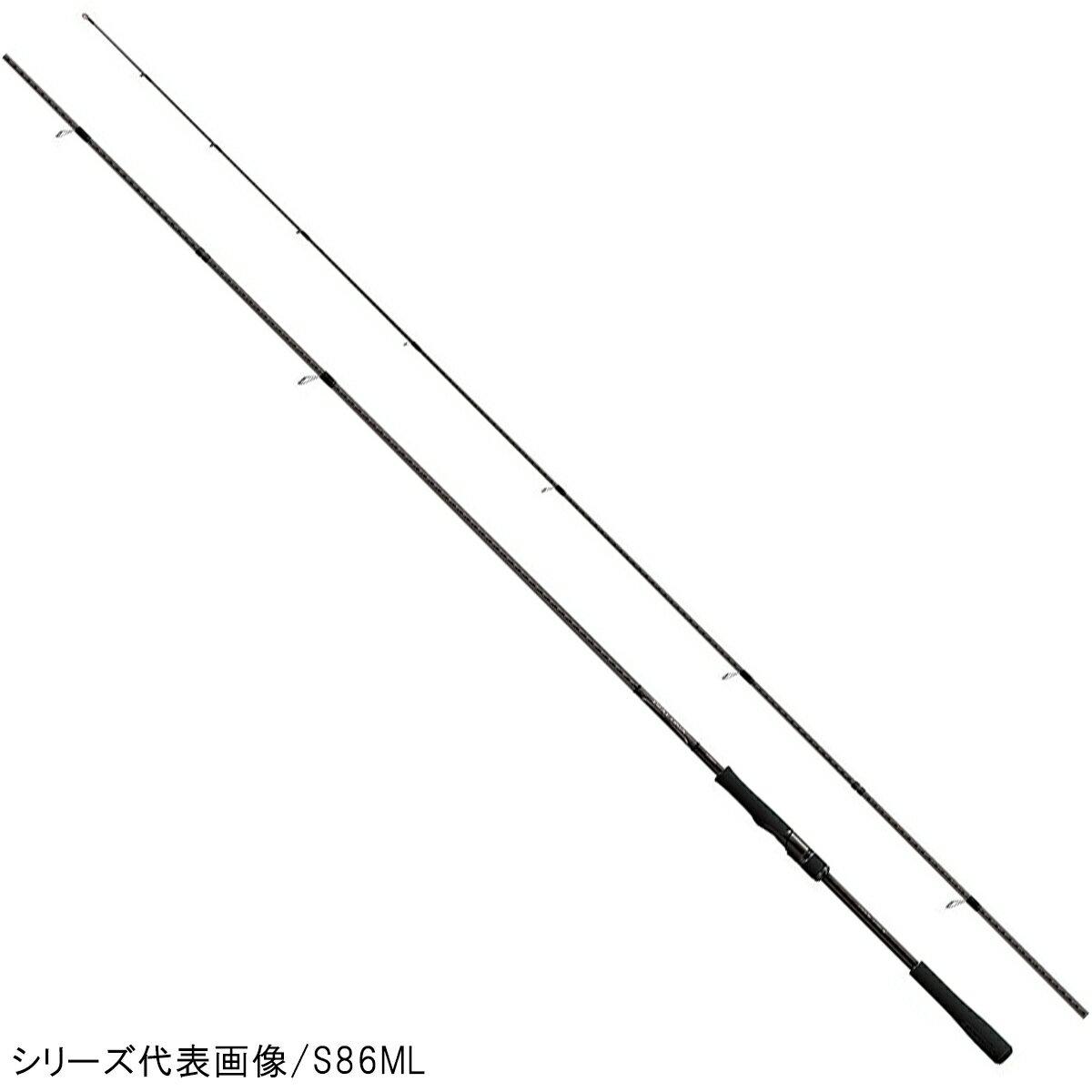 シマノ ディアルーナ (スピニング) S106M