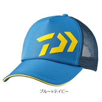 無大和(Daiwa)棉布網絲蓋子DC-6205藍色×深藍
